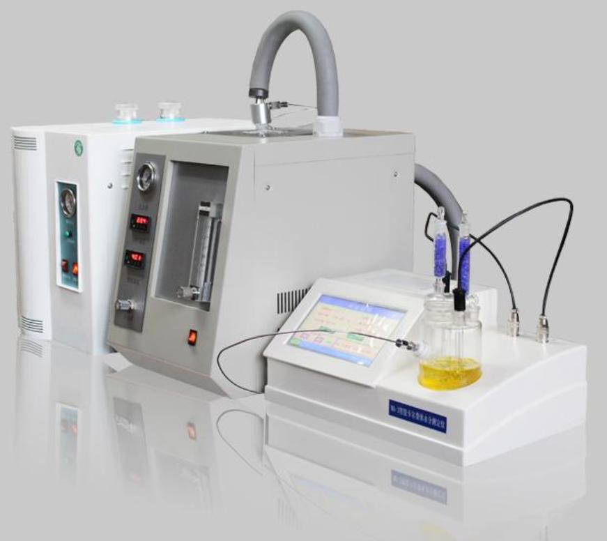 锂电池相关产品水分测量方案暨水分测定仪配卡氏炉及附属设备