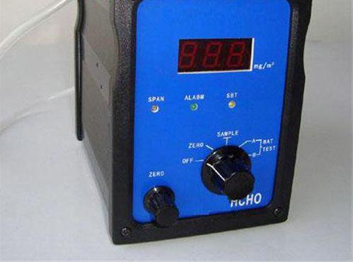 台式甲醛检测仪广泛用于室内环境检测