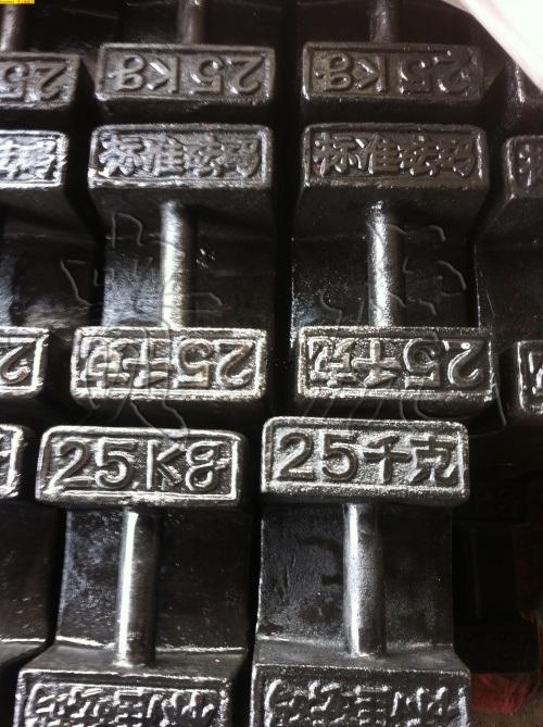 上海铸铁砝码M1等级