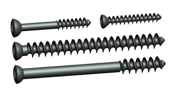 接骨螺钉旋动扭矩、自攻力、轴向拔出、扭转等性能测试方案